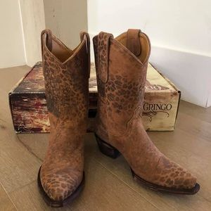Old Gringo Leopardito Boots